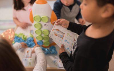7 ideas para regalar en Navidad un juguete educativo