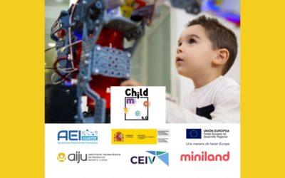 Miniland colabora con AIJU para incorporar tecnología de captación de movimiento para la validación de juguetes