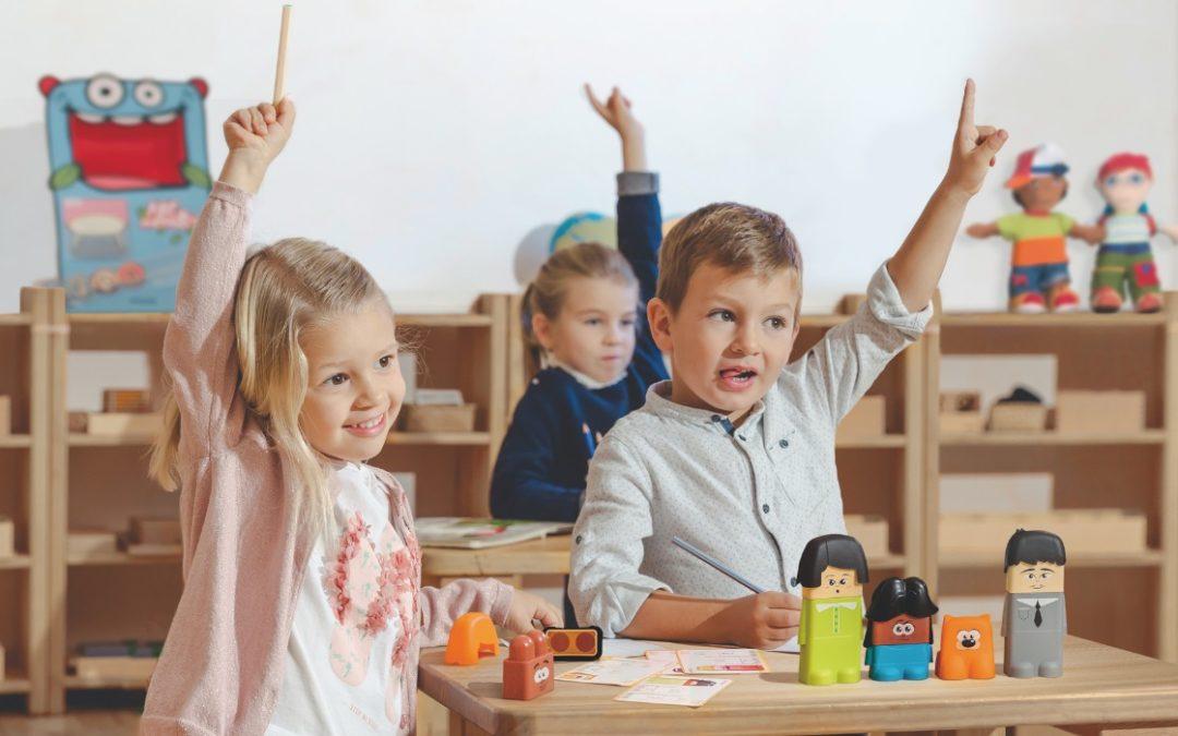 Guía de buenas prácticas para la vuelta al cole y el uso de material manipulativo en las aulas